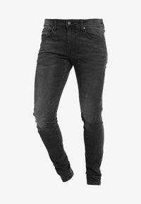 Pepe Jeans - FINSBURY - Jeans Skinny Fit - black denim - 4