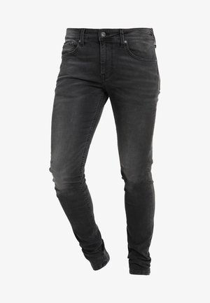 FINSBURY - Jeans Skinny - black denim