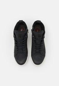 Jana - Sneakers hoog - navy - 5