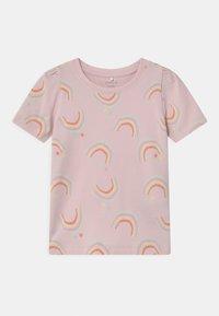 Name it - NMFBATARAIA 4 PACK - T-shirts print - pale lilac - 2