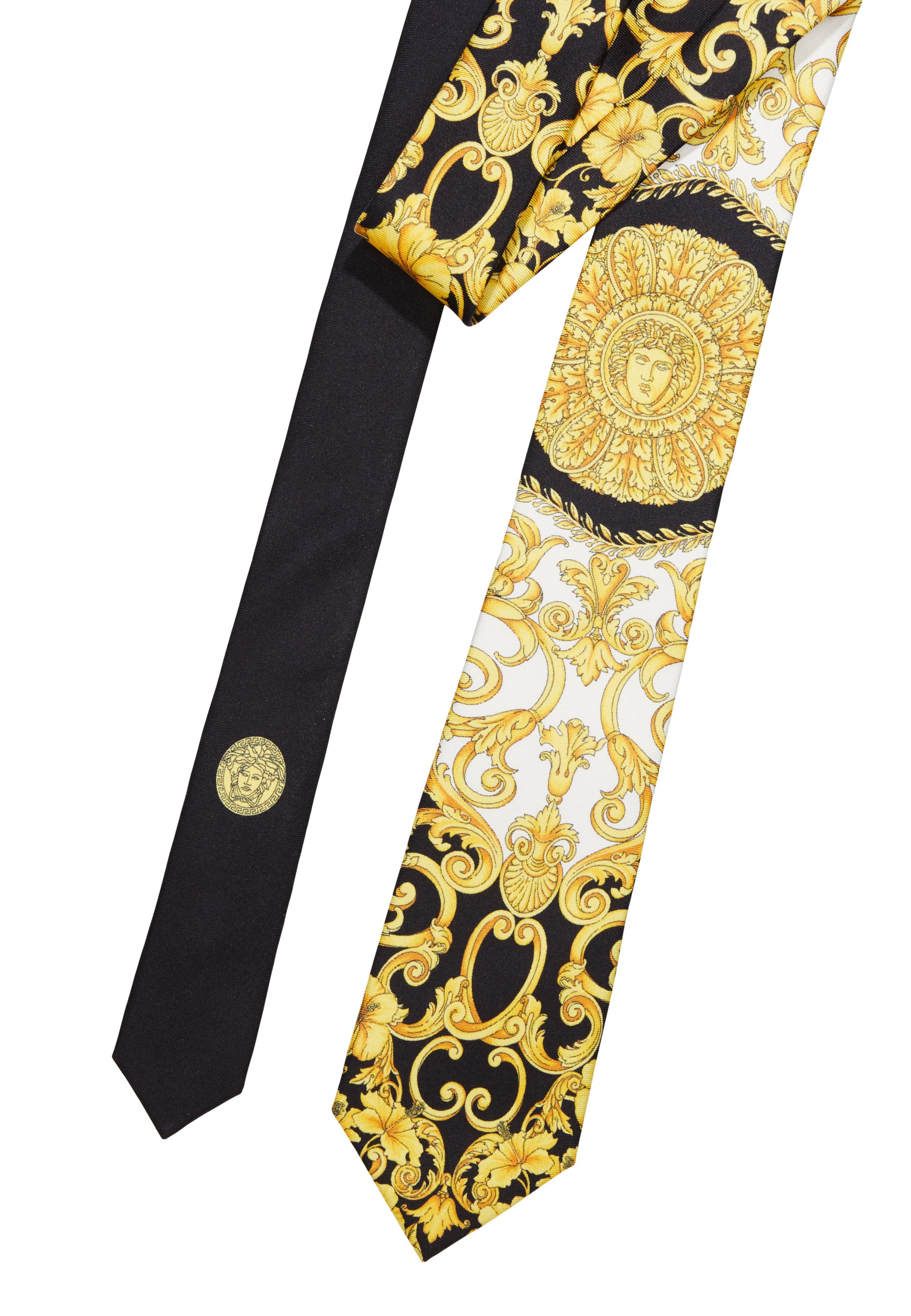 Versace Slips - nero/oro