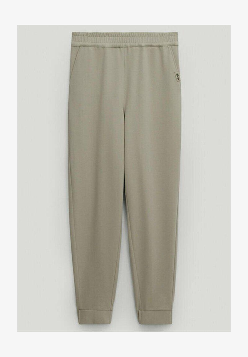 Massimo Dutti - Pantalon de survêtement - beige