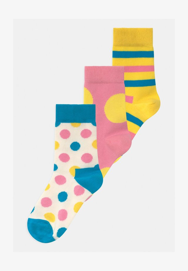 EXCLUSIVE CANDY 3 PACK UNISEX - Calze - multi