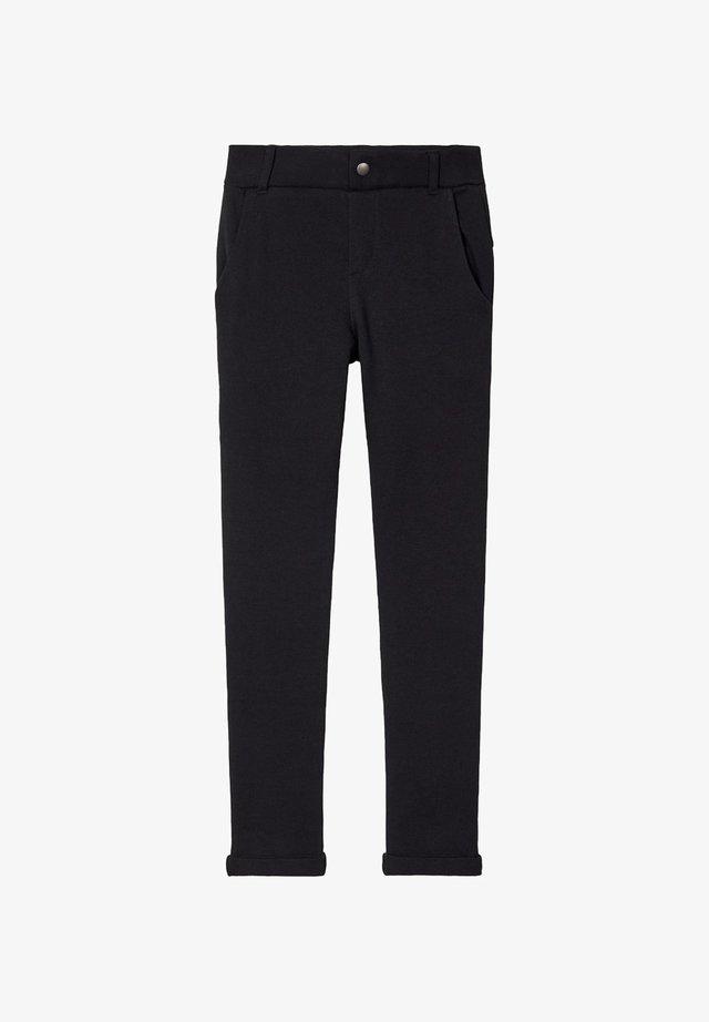 NKMOLSON PANT - Pantalon - black