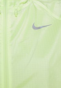 Nike Performance - RUN JACKET - Sports jacket - barely volt/reflective silver - 2