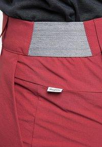 Haglöfs - AMFIBIOUS SHORTS - Outdoor shorts - brick red - 3