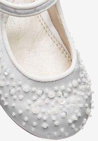 Next - Ballerina's met enkelbandjes - off-white - 3