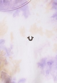 True Religion - CREWNECK BATMAN BATIK - Mikina - lavendar - 6