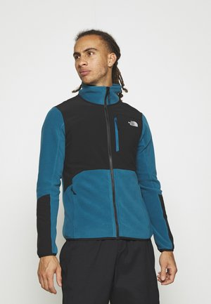 GLACIER PRO FULL ZIP - Fleecejakke - teal/black