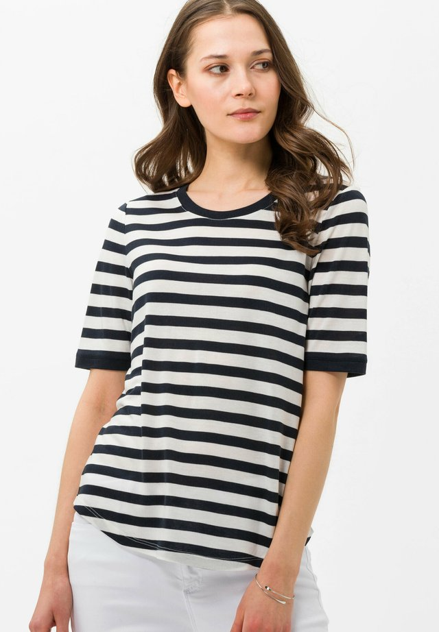 STYLE COLETTE - T-shirts print - navy