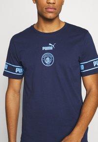 Puma - MANCHESTER CITY - Fanartikel - peacoat team light blue - 4