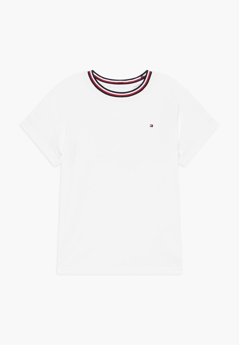 Tommy Hilfiger - ESSENTIAL - Basic T-shirt - white