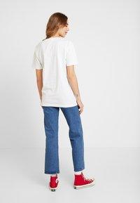 Merchcode - LADIES LEMON TEE - Print T-shirt - white - 2