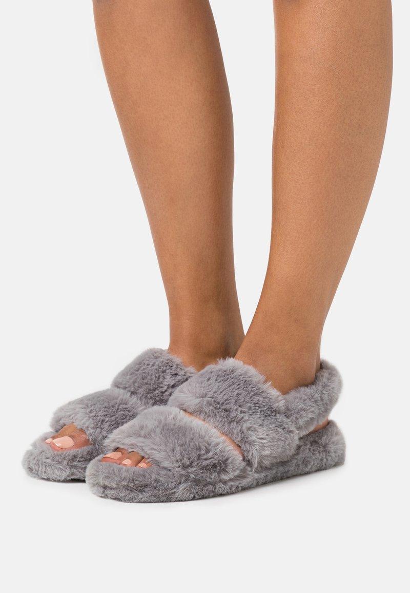 Even&Odd - Domácí obuv - grey