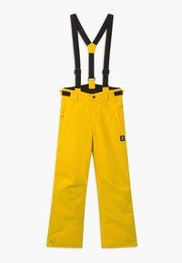 Brunotti - FOOTSTRAP BOYS - Zimní kalhoty - cyber yellow - 0