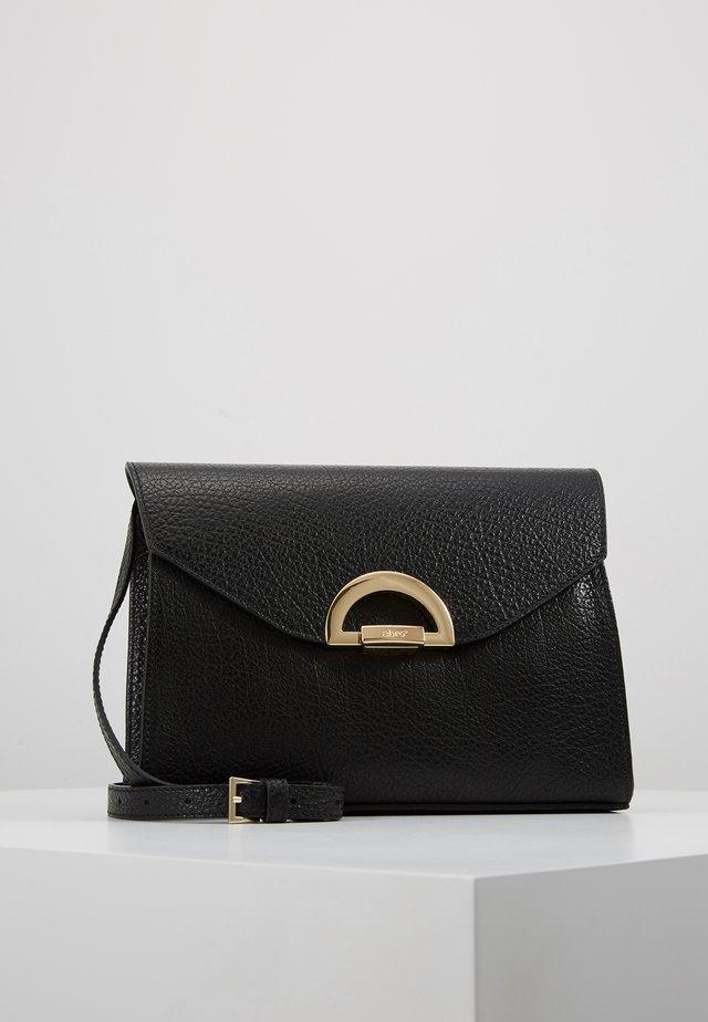 Sac bandoulière - black/gold