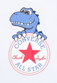 Converse - STAR TEE SET - Trainingsbroek - white - 3