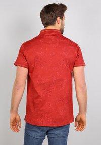 Gabbiano - Polo shirt - rusty red - 2
