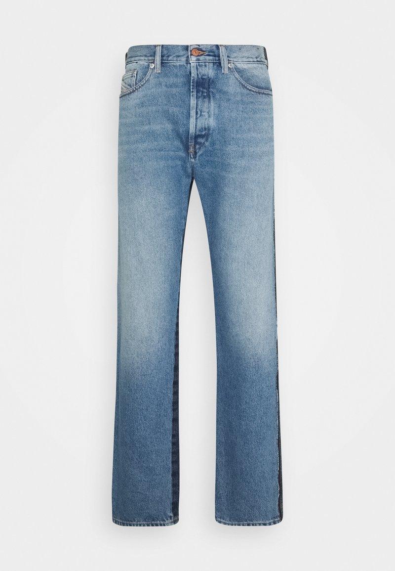 Diesel - D-MACS-SP4 - Straight leg jeans - 009hx