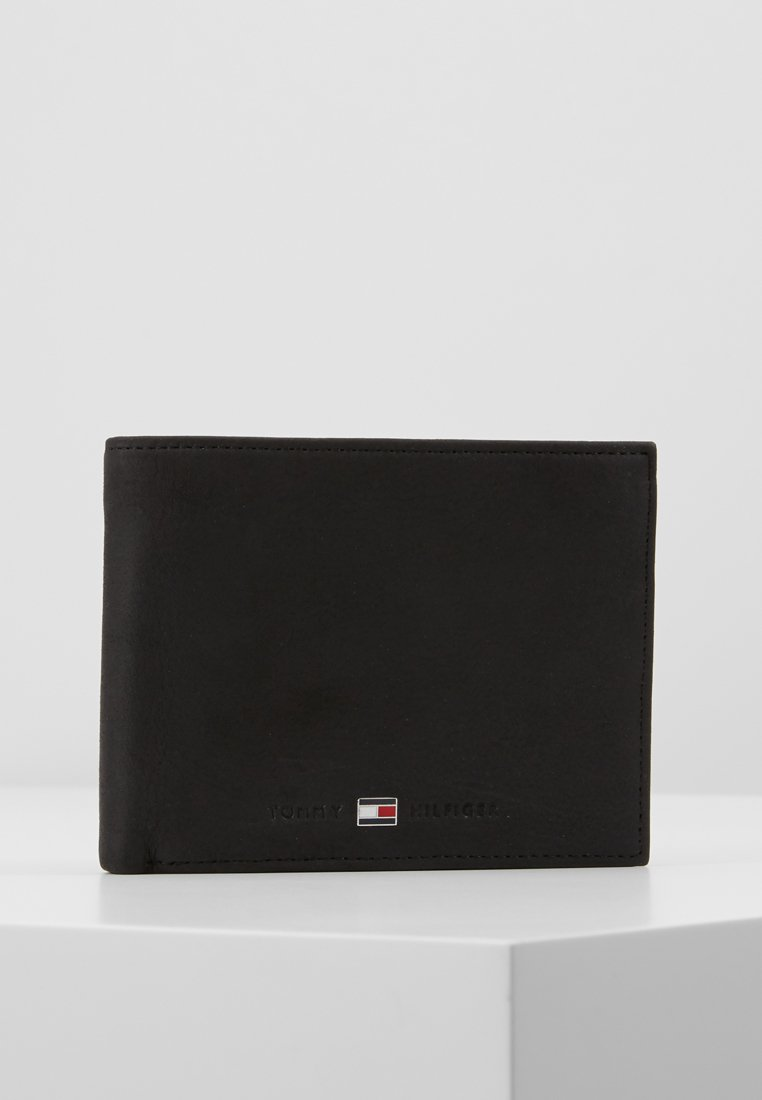 Tommy Hilfiger - JOHNSON  - Portfel - black
