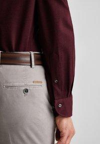 Baldessarini - BRAD - Formal shirt - tawny port - 4