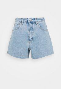 A VENICE - Denim shorts - esmeralda