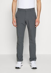Under Armour - TECH PANT - Kalhoty - pitch gray - 0