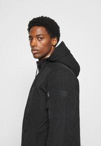 TOM TAILOR DENIM - SOFT  - Winter coat - black - 3
