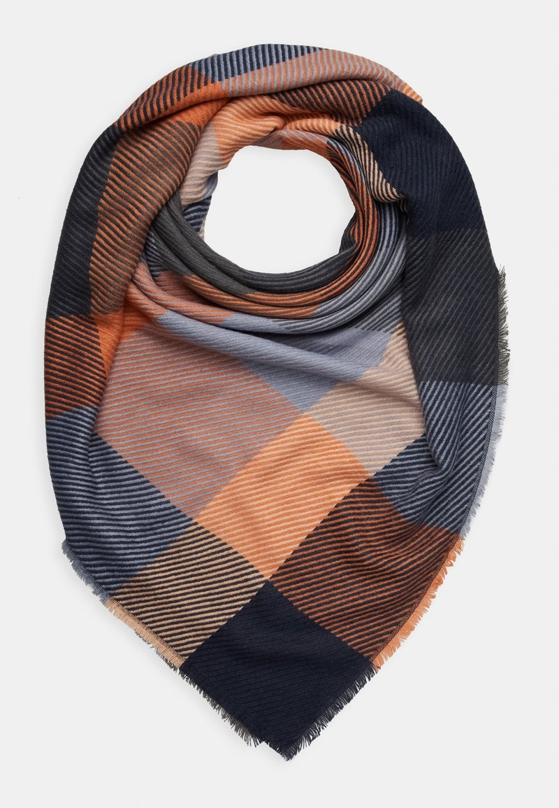 Even&Odd - Scarf - dark blue