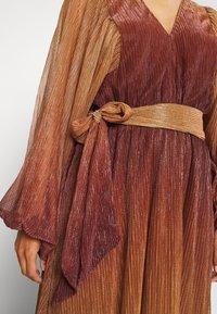 InWear - GIZELA DRESS - Suknia balowa - cayenne ombre - 6