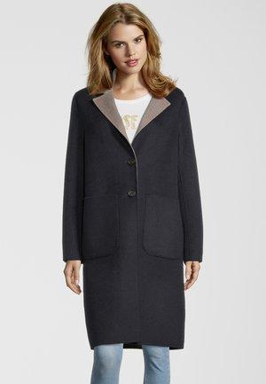 ANTONY - Classic coat - navy/sand