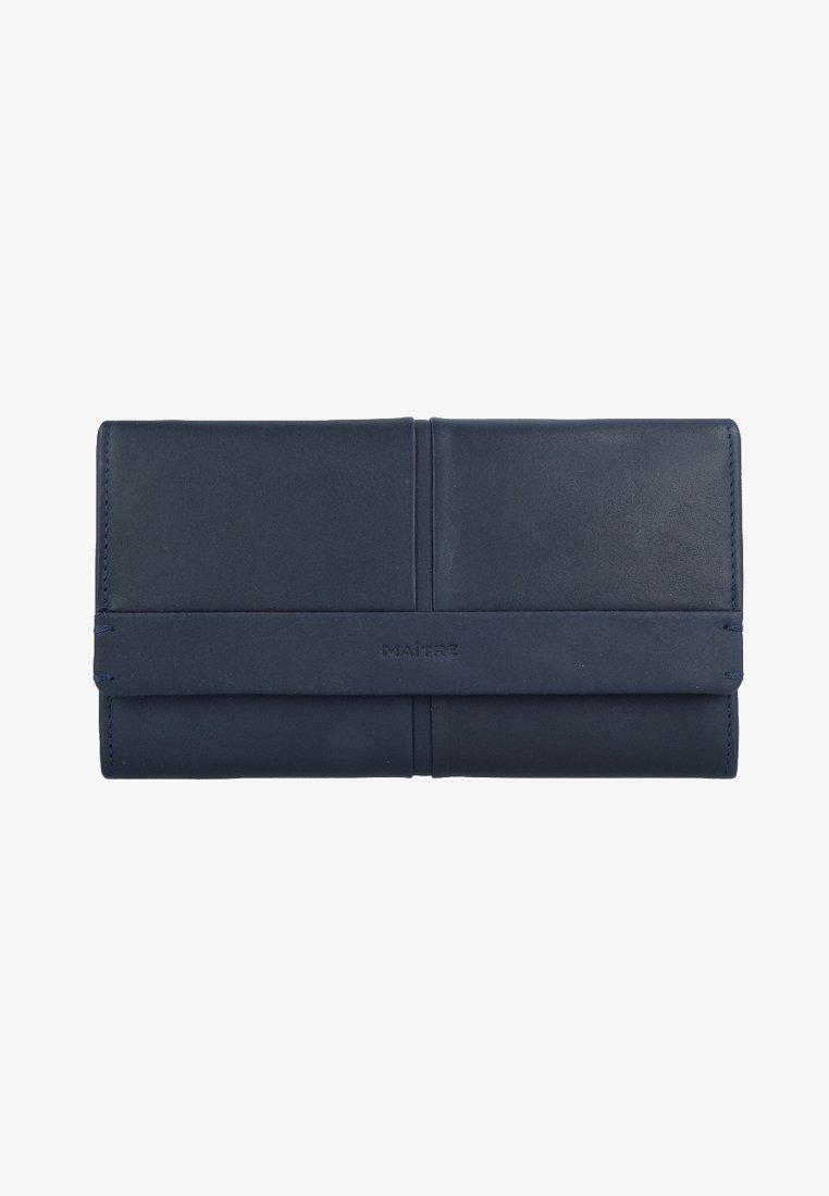 Maître - BIRKENFELD DIEDBURG - Wallet - blue