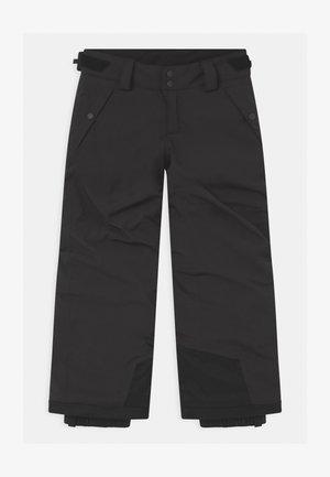 BOYS EVERYDAY READY - Spodnie narciarskie - black