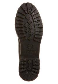 "Timberland - 6"" PREMIUM BOOT - Snörstövletter - dark chocolate - 5"