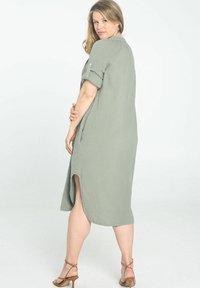 Paprika - Shirt dress - khaki - 1