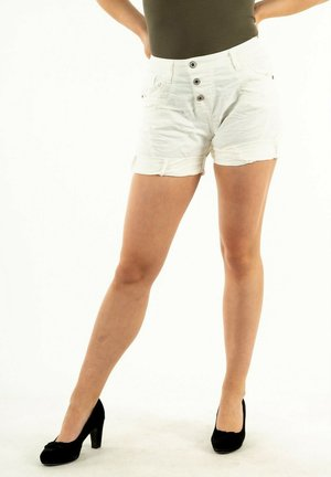 Shorts - blanc