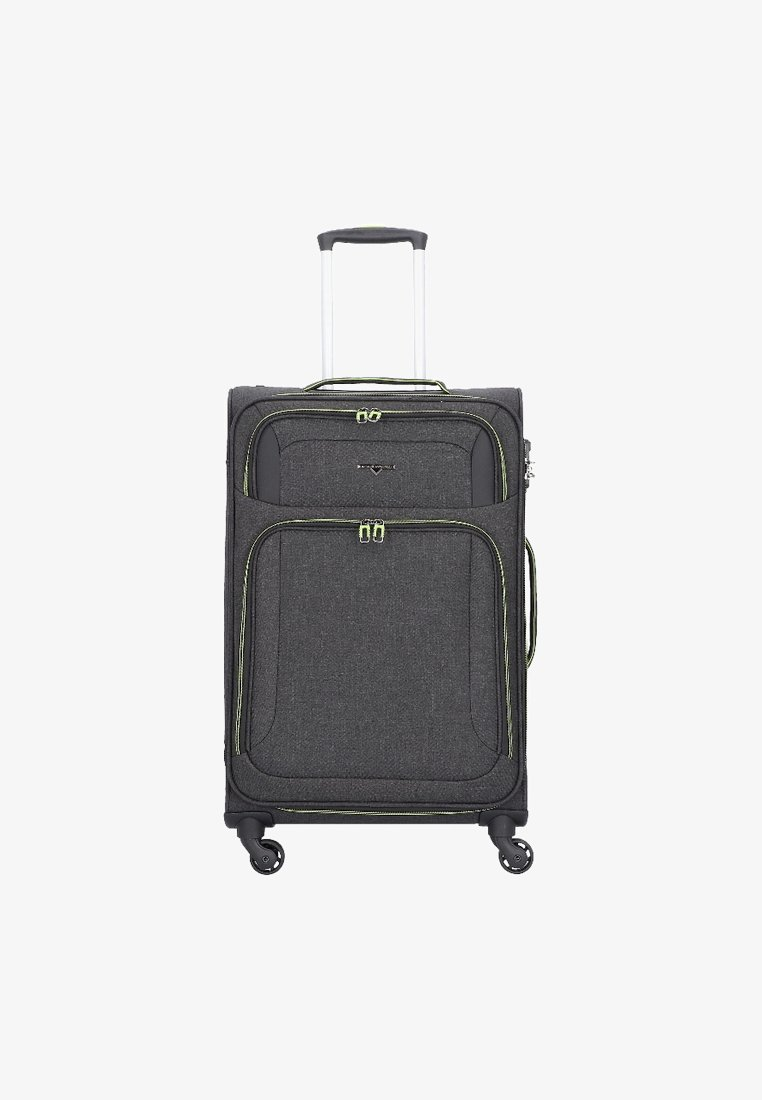 Hardware - Wheeled suitcase - gray