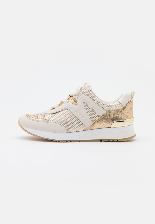 PIPPIN TRAINER - Sneakers laag - pale gold