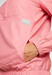 Puma Golf - HALF ZIP - Veste coupe-vent - rapture rose - 5