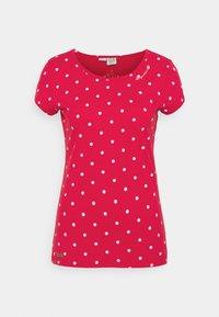Ragwear - DOTS - T-shirts med print - red - 0