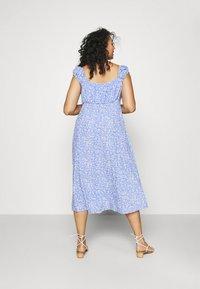 Forever New Curve - ELISE MIDI SUN DRESS - Day dress - light blue - 2
