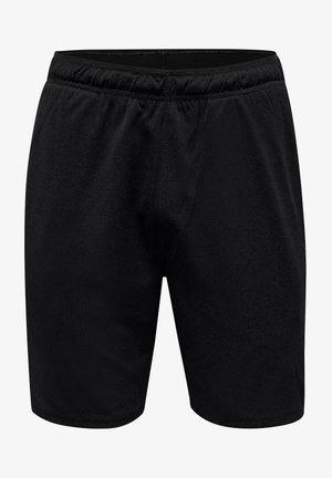 HMLNALO - Sports shorts - black