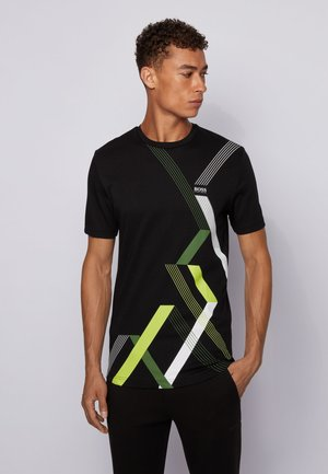 TEEP 1 - Print T-shirt - black