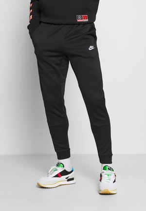 TRIBUTE - Pantaloni sportivi - black/white