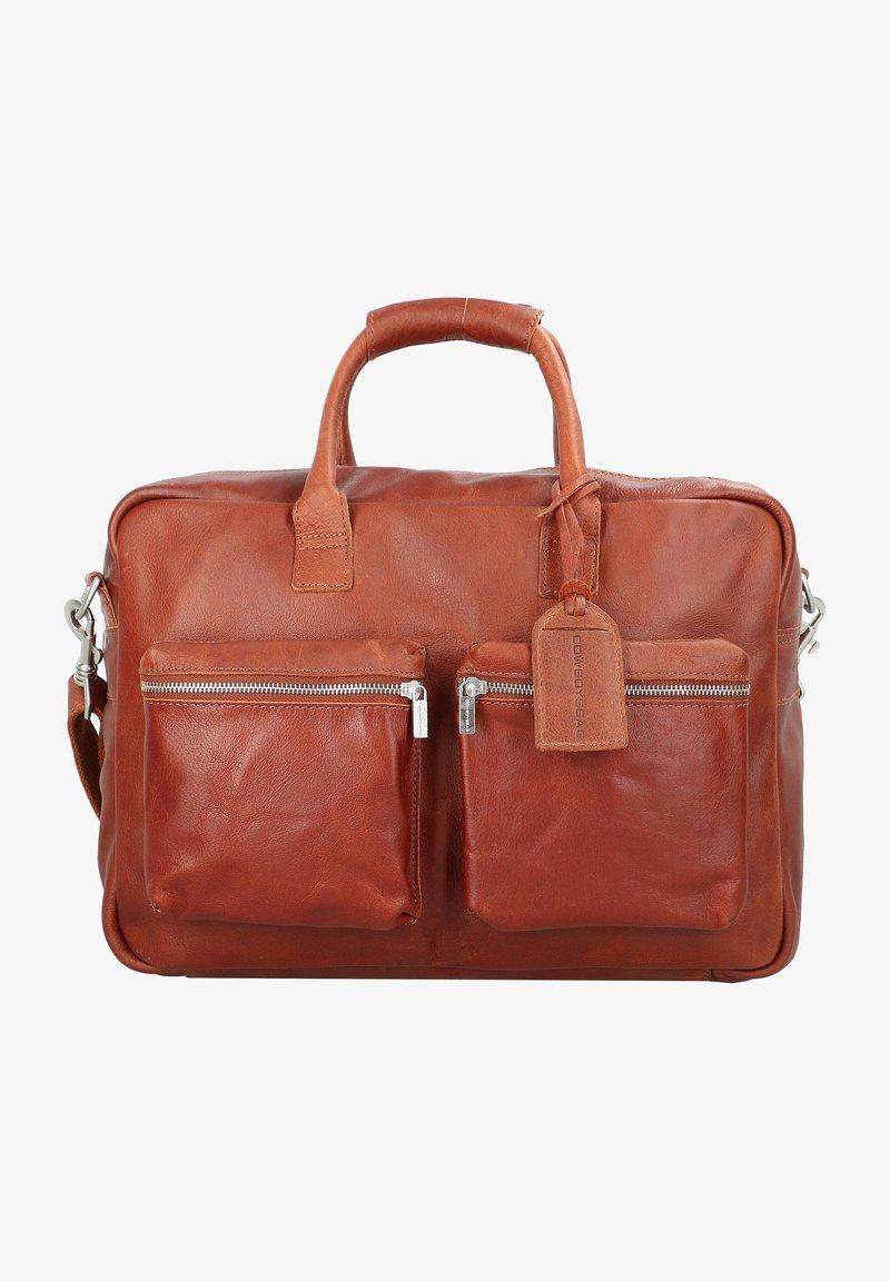 Cowboysbag - THE COLLEGE - Briefcase - cognac