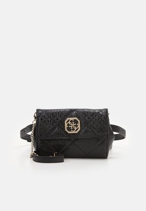 DILLA XBODY BELT BAG - Torba na ramię - black