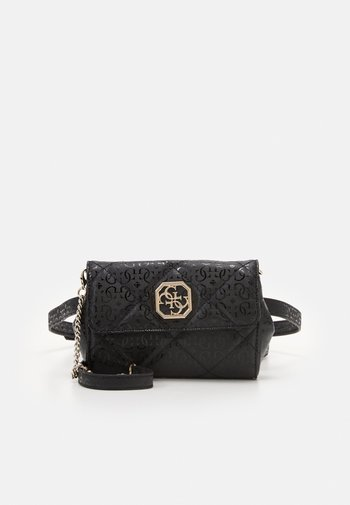 DILLA XBODY BELT BAG - Across body bag - black