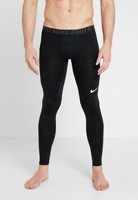 Nike Performance - PRO TIGHT - Långkalsonger - black/anthracite/white - 0