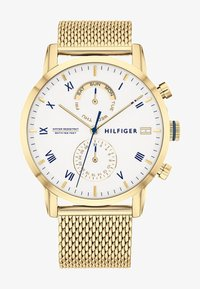 Tommy Hilfiger - Chronograph watch - gold-coloured - 0