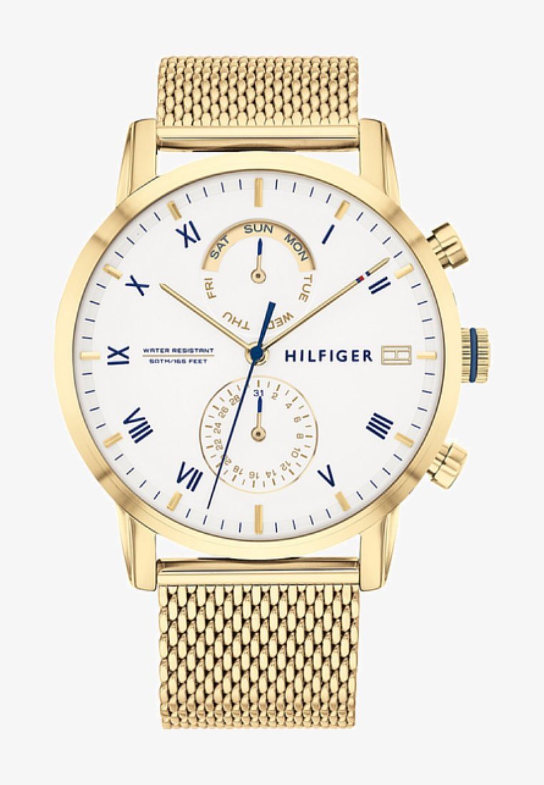 Tommy Hilfiger - Chronograph watch - gold-coloured